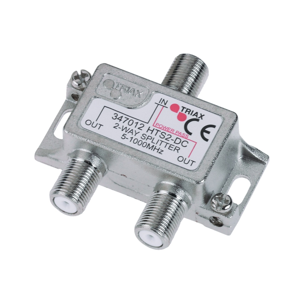 2 Way Splitter 5 – 1000 Mhz Image | Metro Solutions