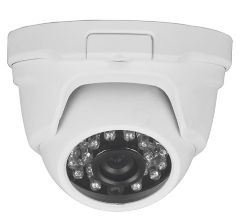 Triax Varifocal 1080p TVI Dome 2.8-12m White Image | Metro Solutions