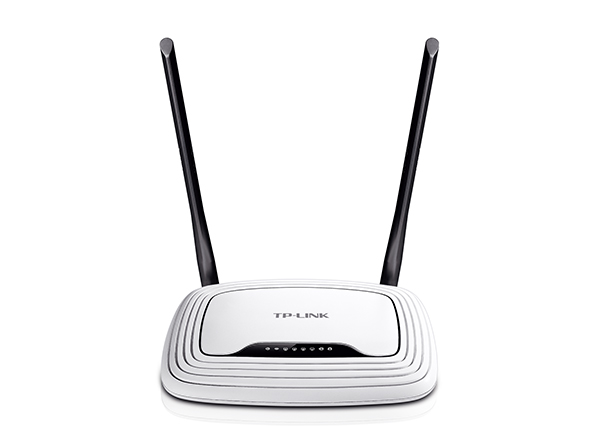 TP-LINK 300Mbps Wireless N Router TL-WR841N Image | Metro Solutions