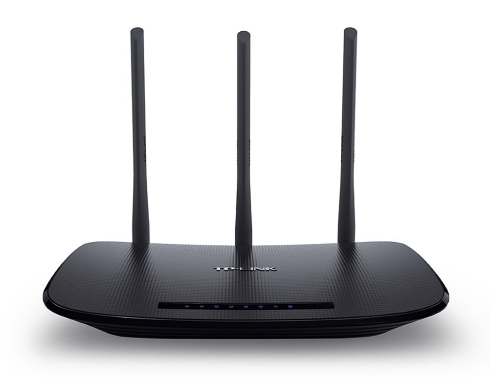 TP-Link Wireless Lan Cable Router 450Mbps Image | Metro Solutions