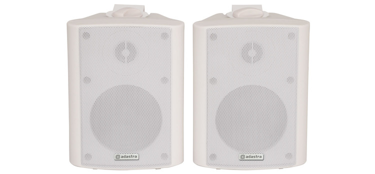 4″ Indoor Speakers BC4 White Image | Metro Solutions