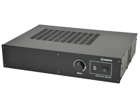100V Slave Amplifier RS120 Image | Metro Solutions