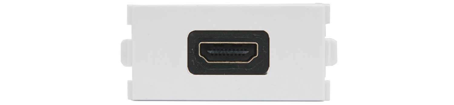 Modules Wallplate – HDMI R/A COUPLER module Image | Metro Solutions