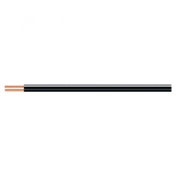 72 Strand Speaker Cable CCA  100m Black Image   Metro Solutions