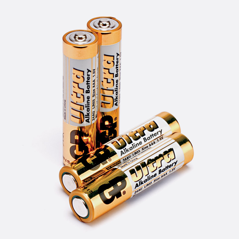 AAA Blister pck Batteries per 4 pck Image | Metro Solutions