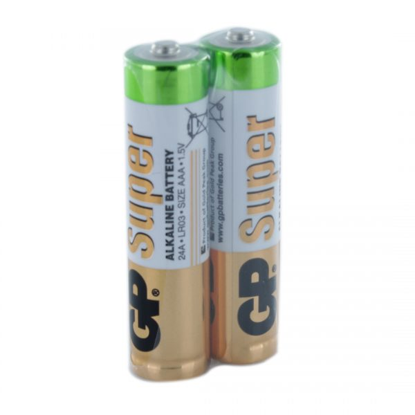 AAA Bulk Batteries per(2 pack) Image | Metro Solutions