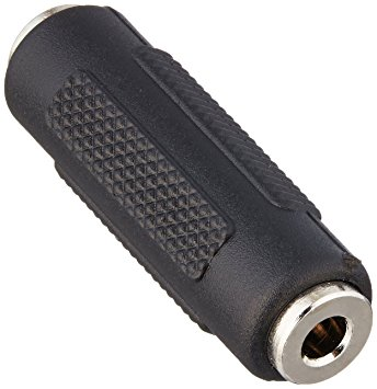 3.5mm-3.5mm Stereo Audio Coupler Image | Metro Solutions
