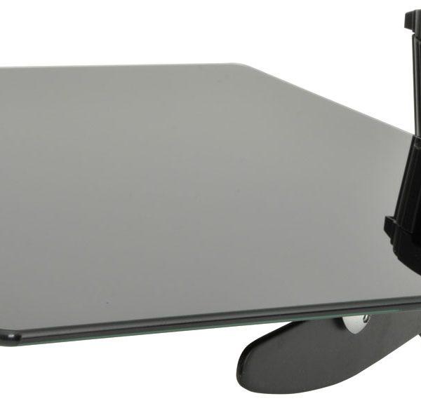 Adjustable Wall Mount Media Shelf DVDB1 Image   Metro Solutions