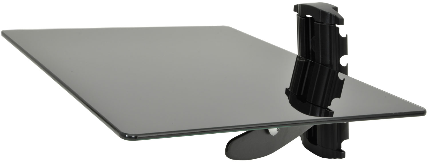 Adjustable Wall Mount Media Shelf DVDB1 Image | Metro Solutions