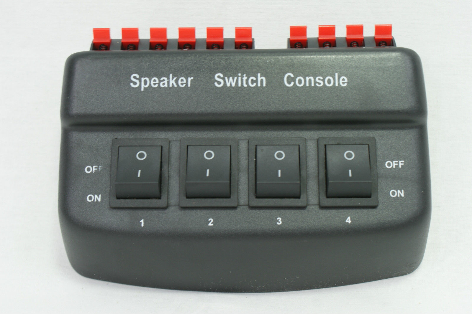 4 Way Speaker Selector Image | Metro Solutions
