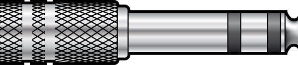 6.3mm-3.5mm Jack Coupler Image | Metro Solutions