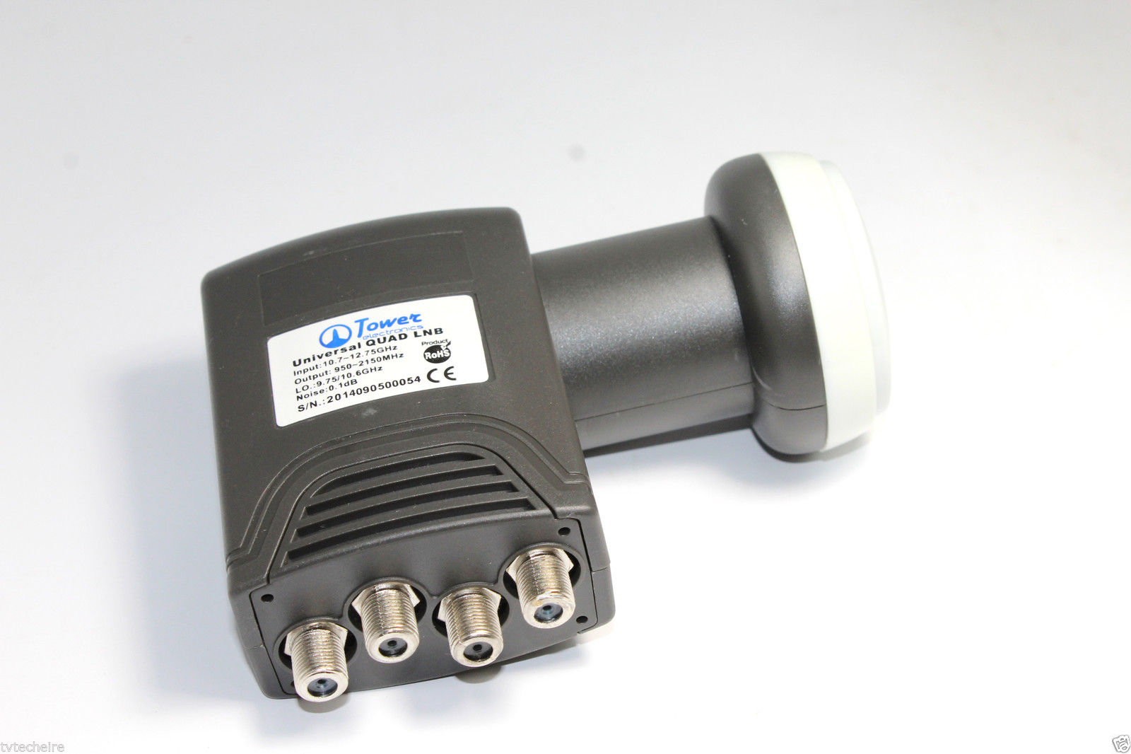 Tower Universal Quad LNB Image | Metro Solutions