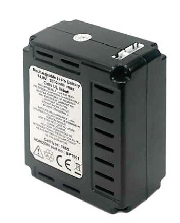 Horizon Meter Battery HD-S2 Image | Metro Solutions