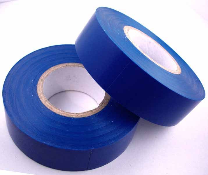 PVC Tape Blue Image | Metro Solutions