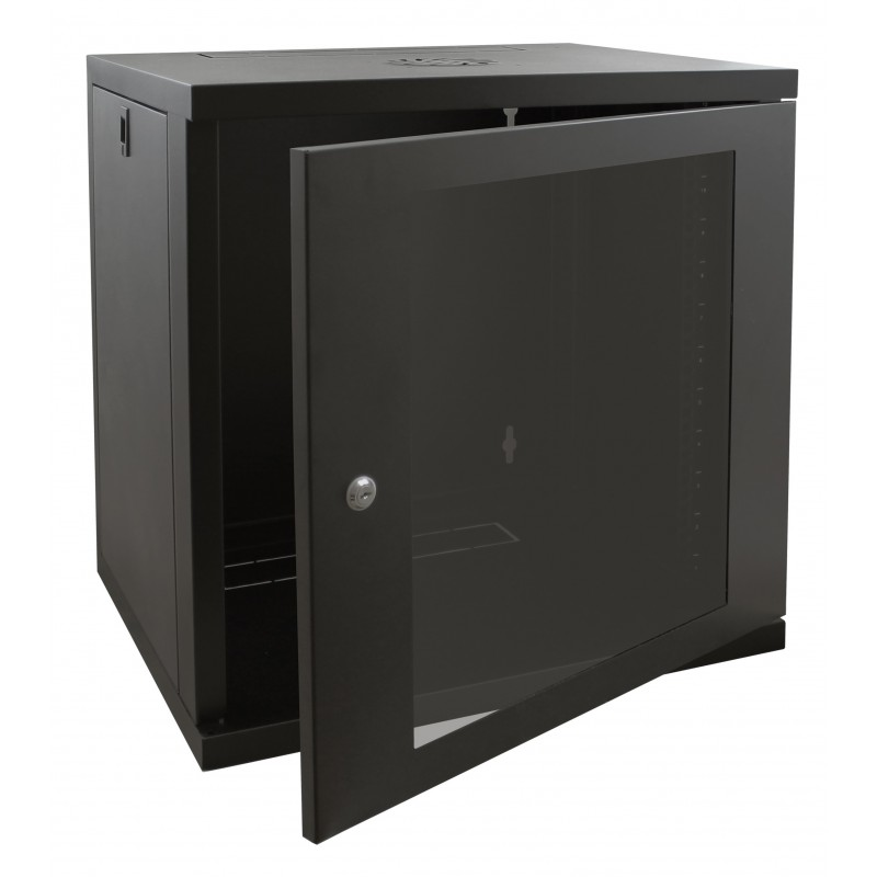 12U 450MM DEEP WALL CABINET Image | Metro Solutions