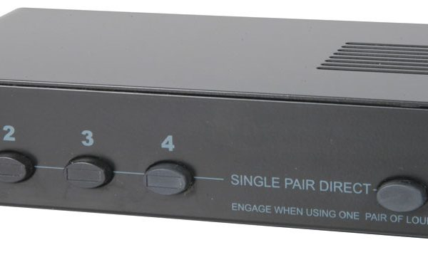 4 Way loudspeaker Selector Image | Metro Solutions