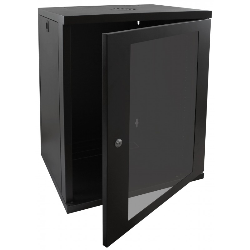 18U 450MM DEEP WALL CABINET Image | Metro Solutions