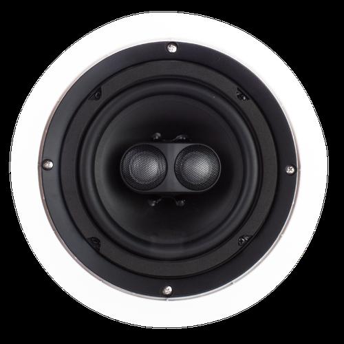 TruAudio 8″ Dual Voice Coil Ceiling Speaker Image | Metro Solutions