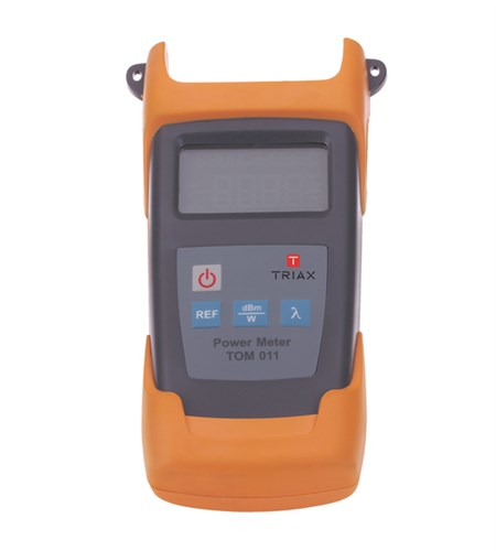 Triax  TOM011 Optical Power Meter Image | Metro Solutions