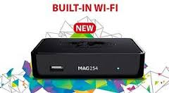 MAG 254 IPTV Set Top Box w/150mbps WIFI Image | Metro Solutions