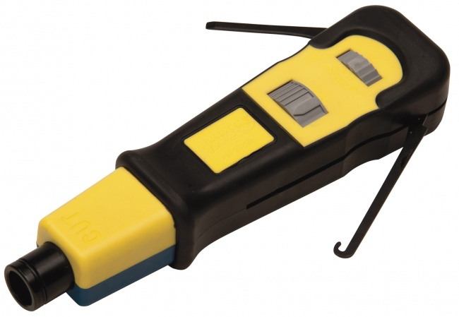 EZRJ45 Punchdown Tool & 110 Blade Image | Metro Solutions