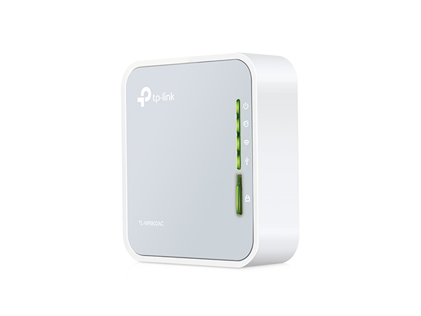 TP-Link Wireless Travel Router TL-WR902AC Image | Metro Solutions