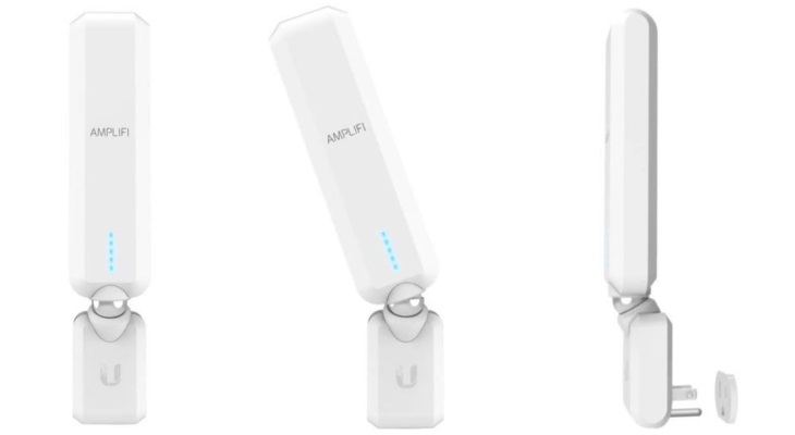 UBNT Amplifi HD Mesh Point Image | Metro Solutions