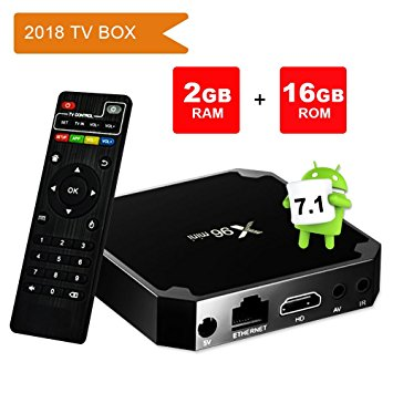 X96 Mini Android Box 2G 16G Image | Metro Solutions