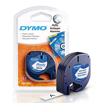 Dymo Replacement tape – White Image | Metro Solutions