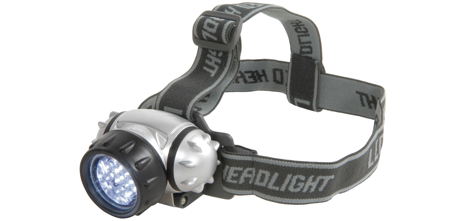 12 LED Head Torch 410.333 Image | Metro Solutions