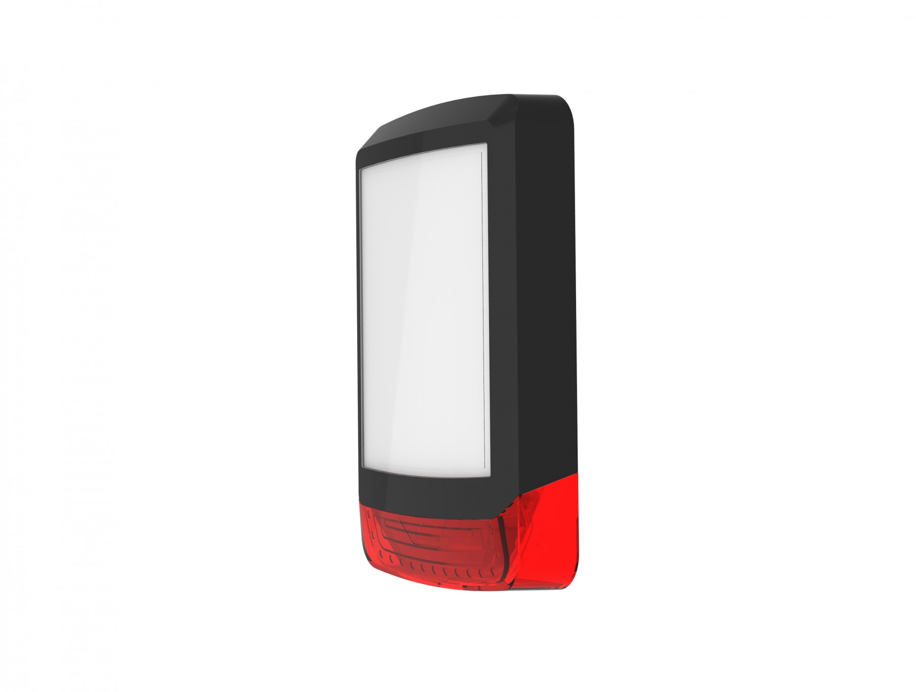 Texecom Odyssey X1 Cover (Black/Red) WDA-0005 Image | Metro Solutions