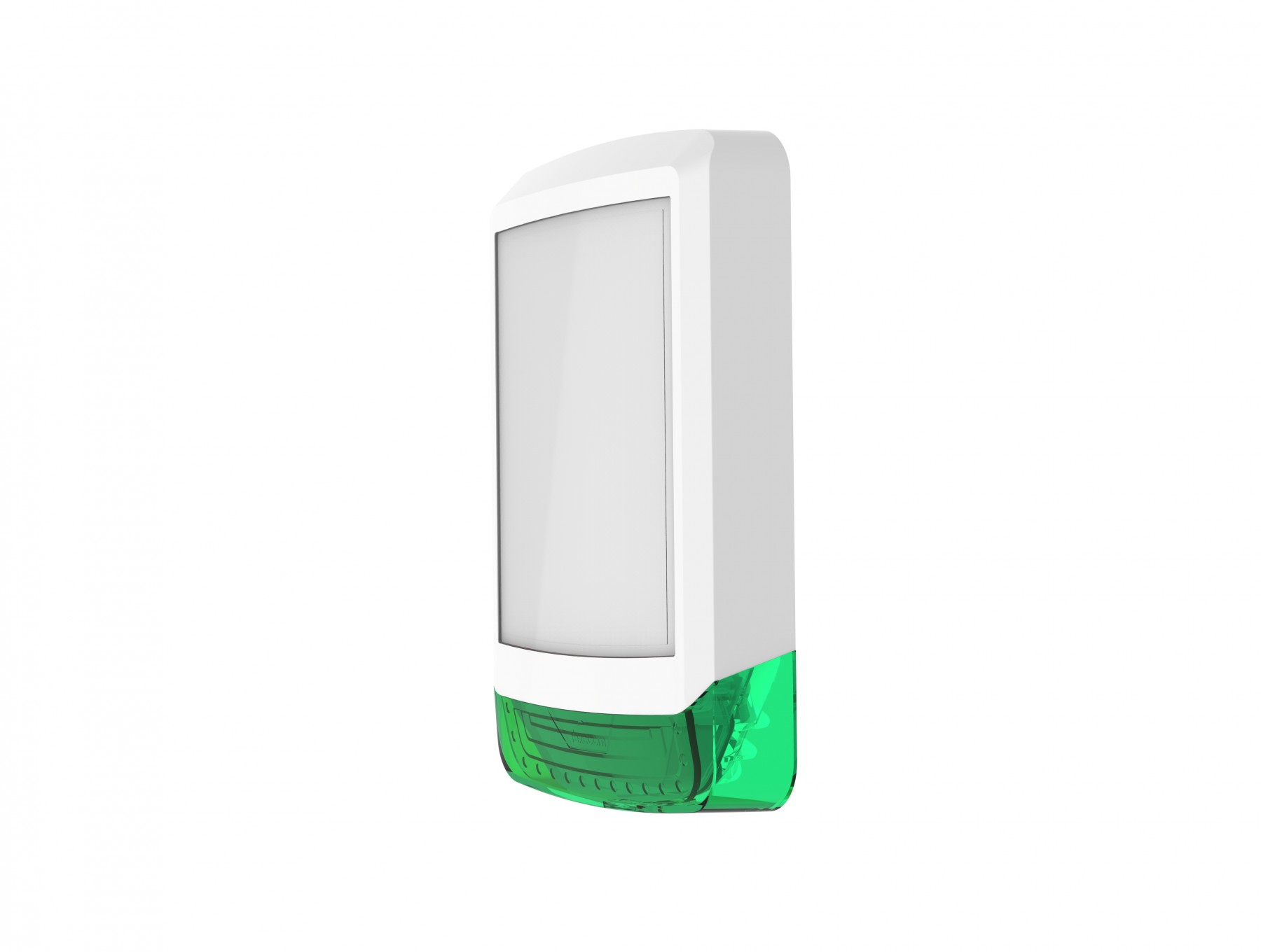 Texecom Odyssey X1 Cover (White/Green) WDA-00 Image | Metro Solutions
