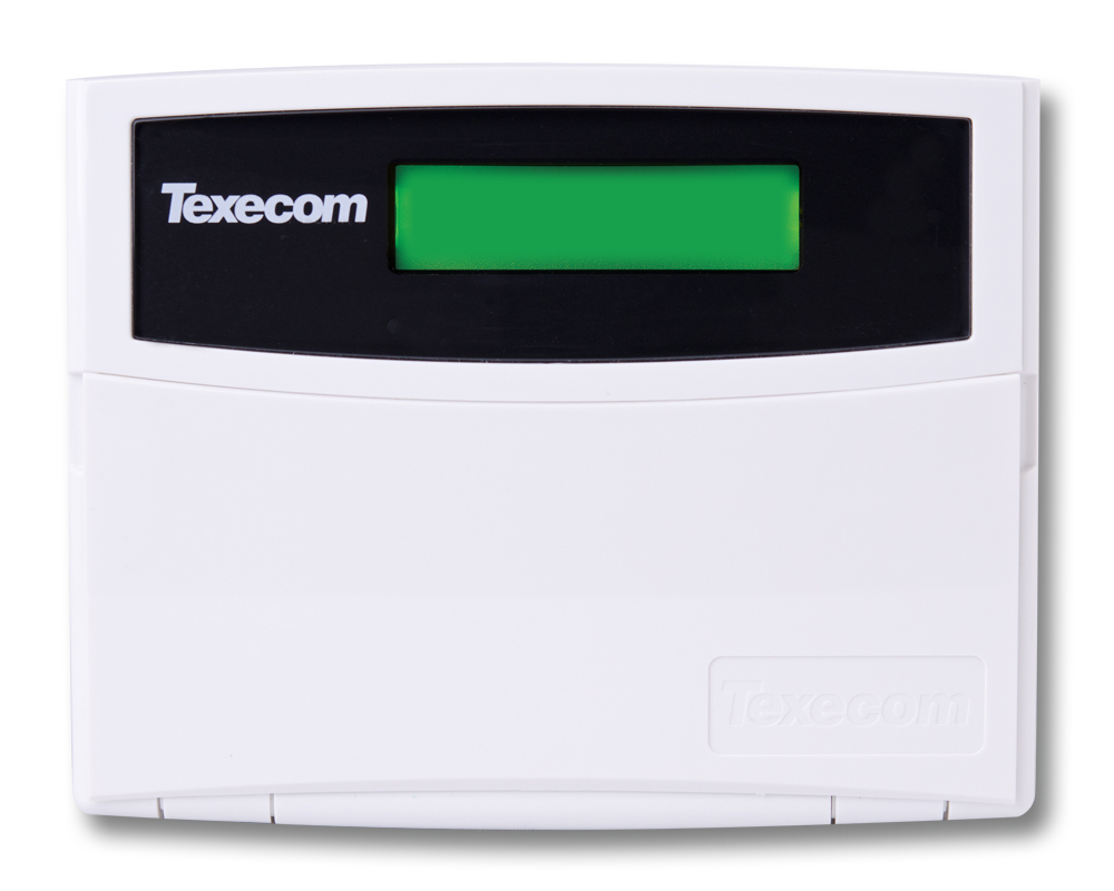 Texecom Speech & Text Dialler Image | Metro Solutions