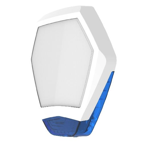 Texecom Odyssey X3 Cover (White/Blue) WDB-000 Image | Metro Solutions