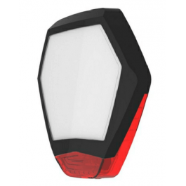 Texecom Odyssey X3 Cover (Black/Red) WDB-0005 Image | Metro Solutions