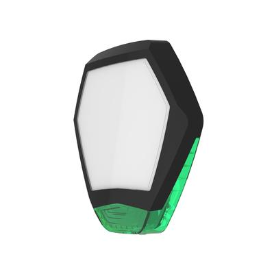 Texecom Odyssey X3 Cover (Black/Green) WDB-00 Image | Metro Solutions