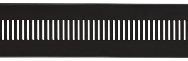 2U 19″ Vented Rack Blanking Panel Image | Metro Solutions