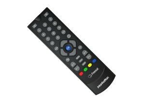 Manhattan Remote Control Freesat HD Image | Metro Solutions