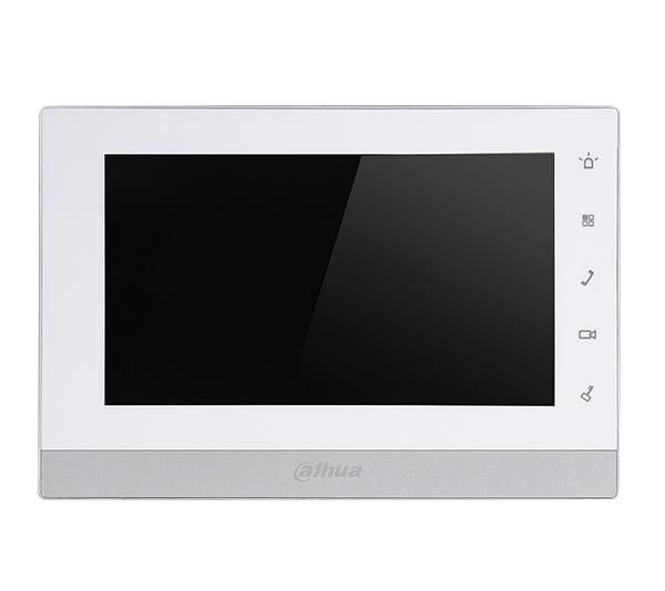 Dahua 7″ IP Video Intercom Screen VTH1550CH Image   Metro Solutions