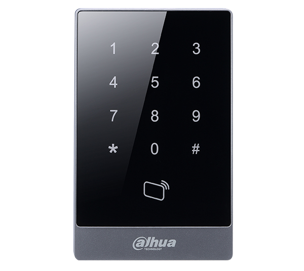 Dahua Touch Keypad RFID IC Reader Image | Metro Solutions