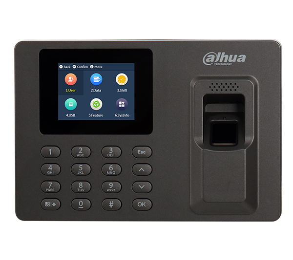 Standalone Time Attendance Users/records/fing Image | Metro Solutions