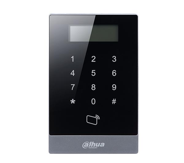 Dahua Touch Keypad RFID Standalone LCD Displa Image | Metro Solutions