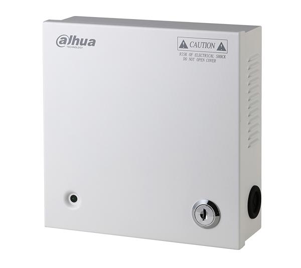 Dahua 12v 5 Output Boxed PSU Image | Metro Solutions
