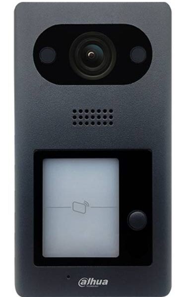 2-button IP villa outdoor station with 2MP Ca Image | Metro Solutions
