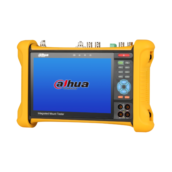 Dahua 7″ CCTV 4K IPC Test Monitor Image | Metro Solutions