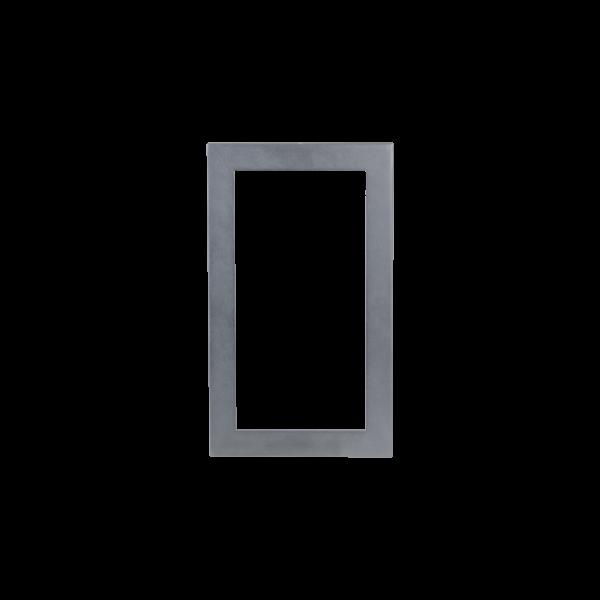 Dahua IP Modular Video Intercom 2-Mod Plate Image | Metro Solutions