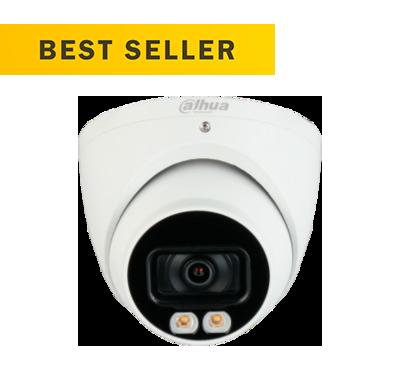 Dahua IP 4MP Full Colour AI Dome 2.8mm Image | Metro Solutions