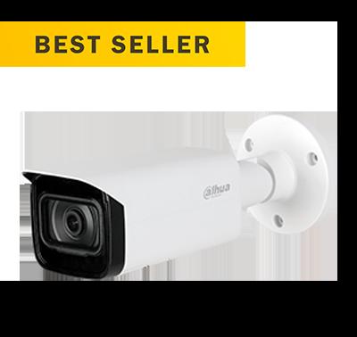 Dahua IP AI 5MP fixed Bullet lens 3.6 Image | Metro Solutions