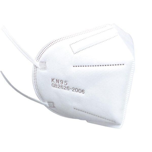 Face Mask KN95 Grade single Image | Metro Solutions