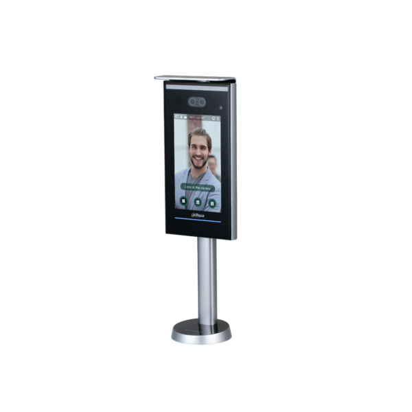 Dahua Face Recognition Access with Stand Image | Metro Solutions